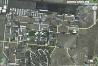 Detail map of the Reno-Stead Airport.
