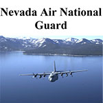 NV Air National Guard Operations in the Reno Area