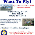 EAA Chapter 1361 Young Eagles Event