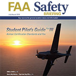 The July/August Issue of FAA Safety Briefing Magazine is Available