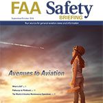 The Sep/Oct Issue of FAA Flight Safety Briefing Magazine is Available