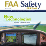 The May-Jun Issue of FAA Safety Briefing Magazine is Available